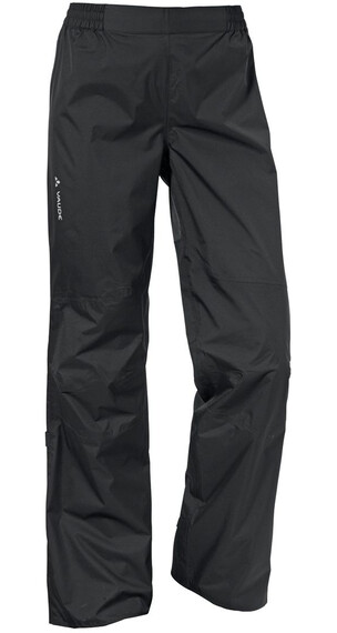 VAUDE W's Drop Pants II Black (010)